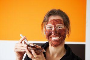 Natuurijk chocolademasker recept diy