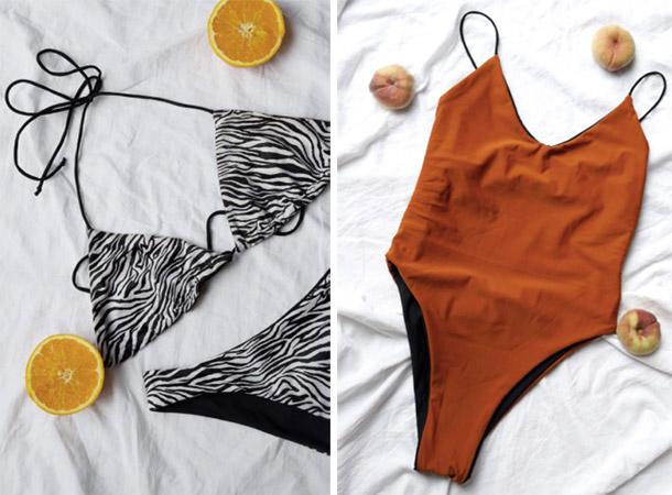 duurzame bikini en badpak uit Nederland
