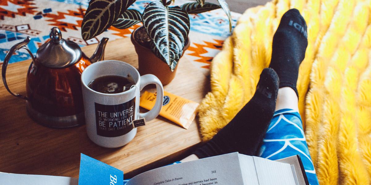 Tips voor een goede avondroutine
