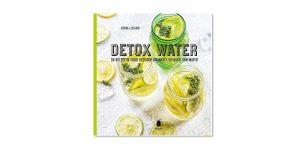 Detox Water - Sonia Lucano - boek review