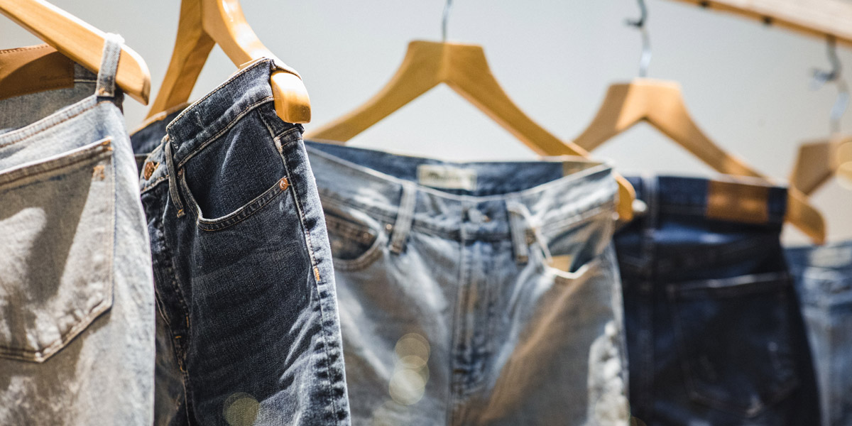 Duurzame jeans merken