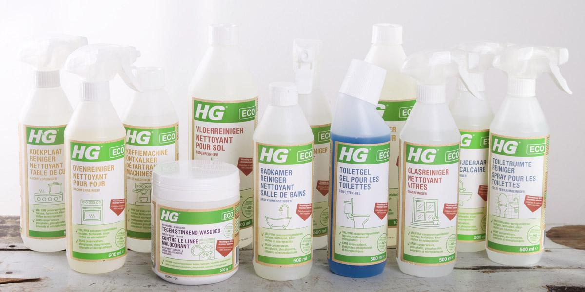 HG eco-lijn (review)
