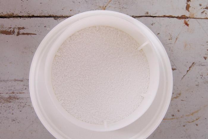 HG eco tegen stinkend wasgoed