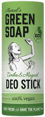 Marcel's green soap deo stick - plasticvrij