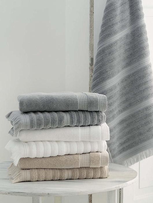 Natural duplex, biologische handdoeken