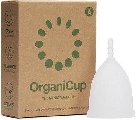 organicup menstruatiecup