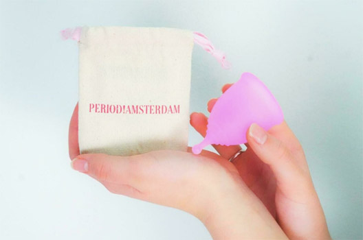 Period!Amsterdam menstruatiecup