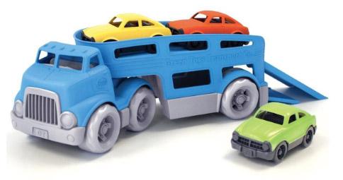 Speelgoed van Green Toys