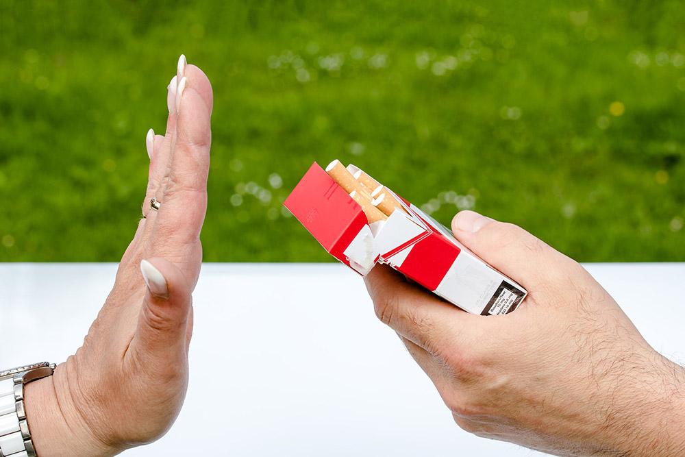 Beste manier om te stoppen met roken