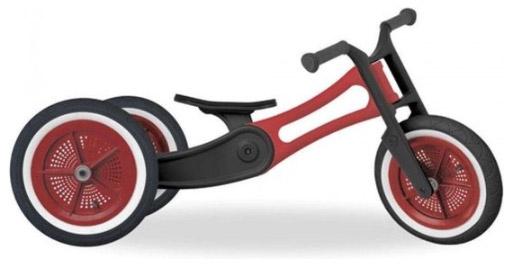 Wishbonebike duurzaam en recycled